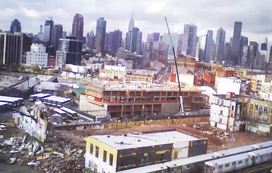 Конец истории 5 Pointz – Снос здания