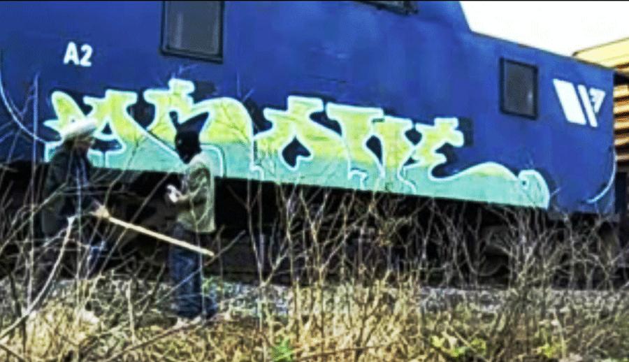 GRAFF погони # 1-3