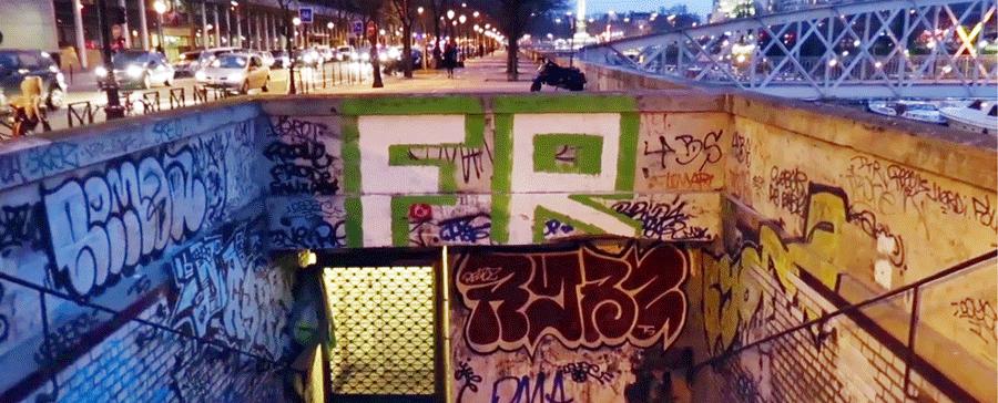 МЕЖДУ ЛИНИЯМИ – Метро Парижа