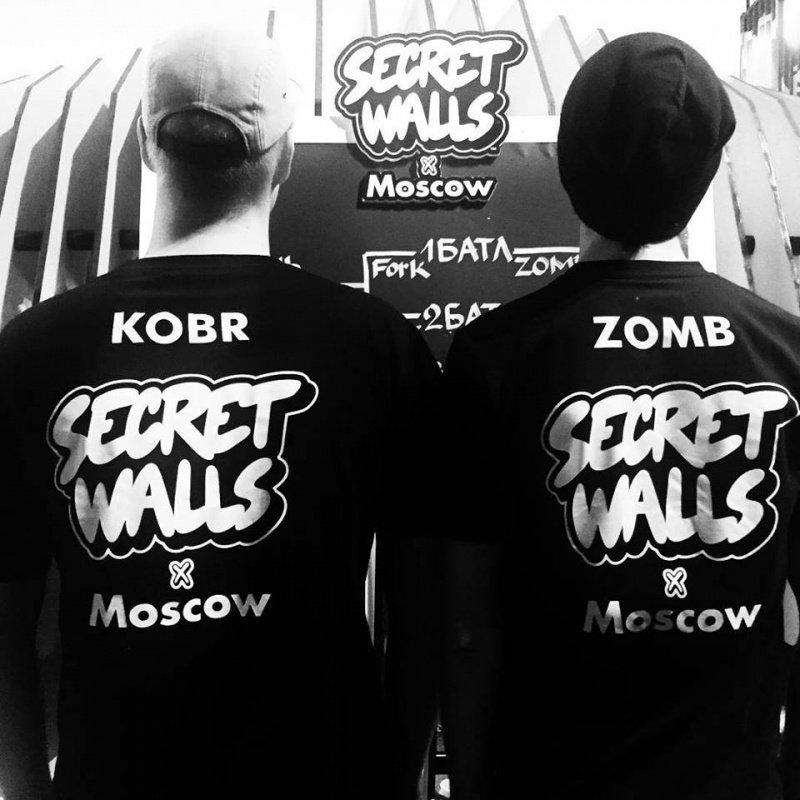 SECRET WALLS 2015