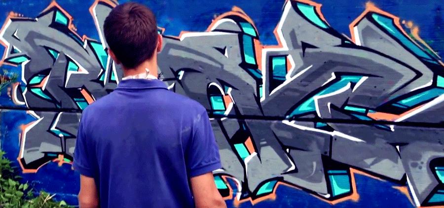 Graffiti #2 – Bang MTW crew