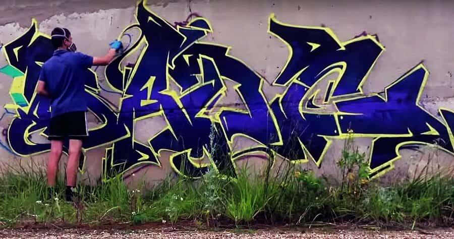 Graffiti #3 – Bang MTW crew