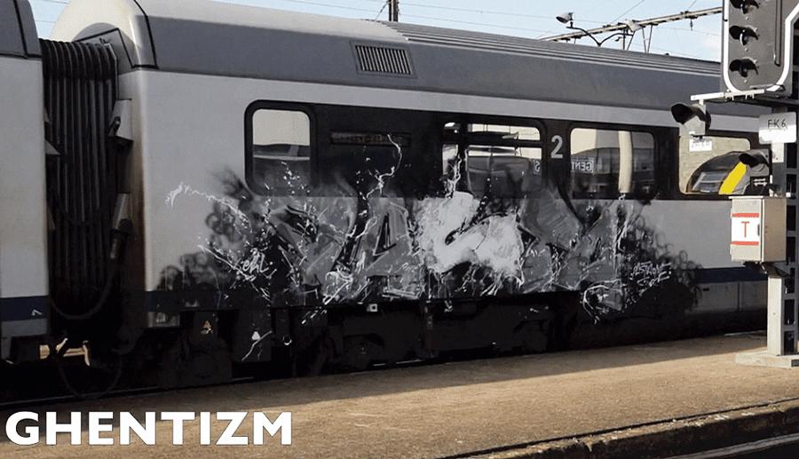 Trainspotting Ghent-Belgium: июнь-сентябрь