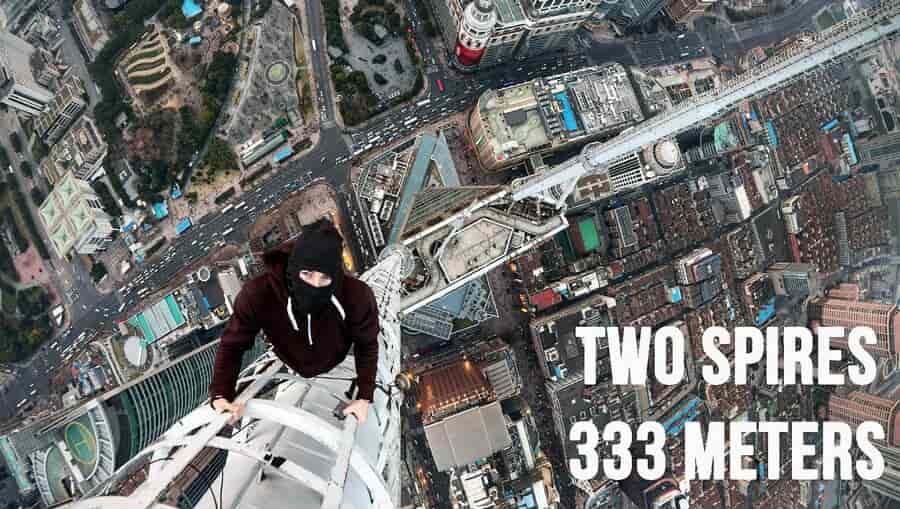 Two Spires (333 meters)
