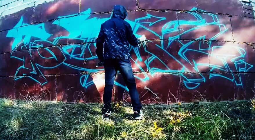 Graffiti #4 – Bang MTW crew