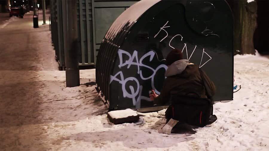 4608 – DASK рисует в Стокгольме