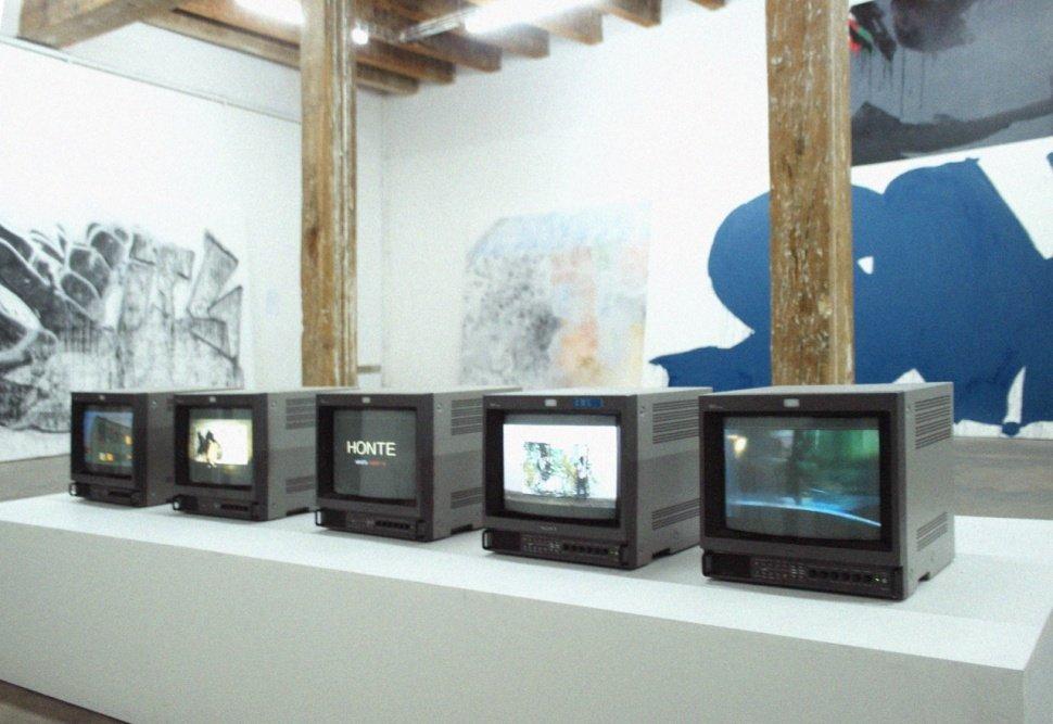 Выставка SAEIO & TOMEK – HONTE