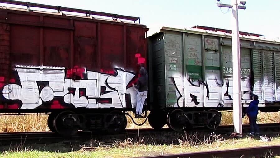 Graffiti Fetishizm #19