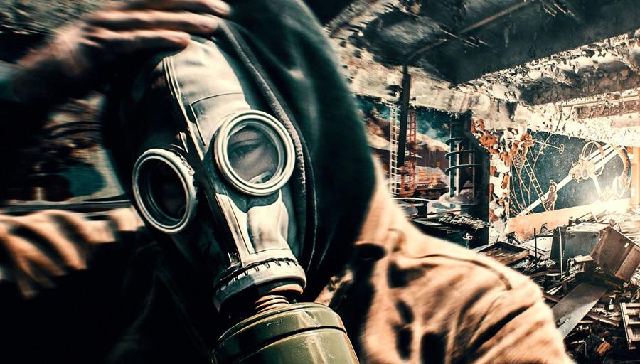 Вторжение в Чернобыль