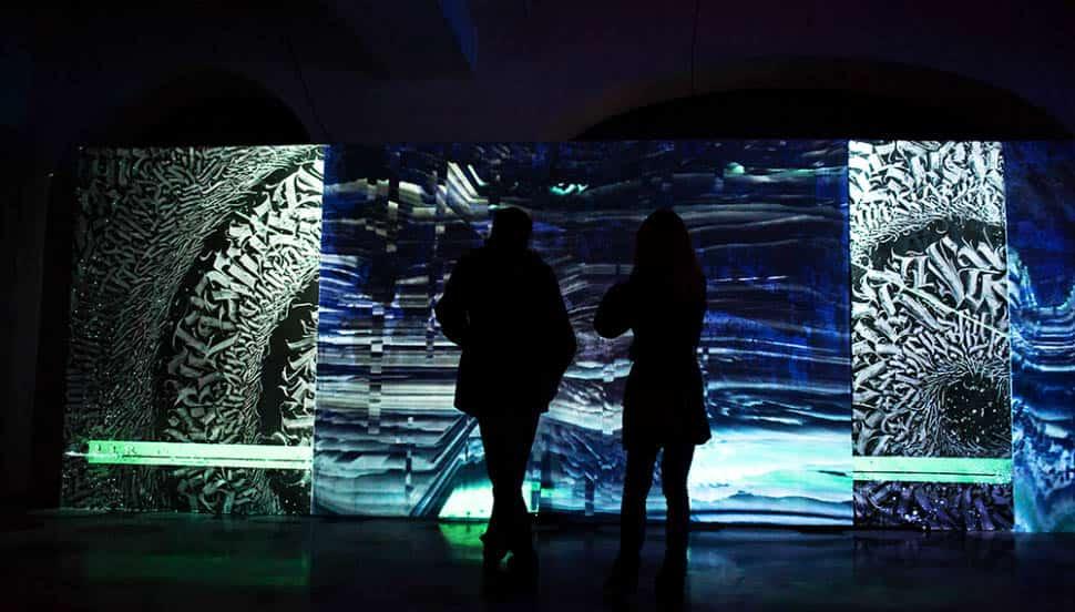 Выставка ABSOLUT SPACE