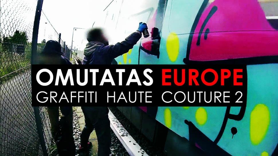 Фильм: GRAFFITI HAUTE COUTURE #2