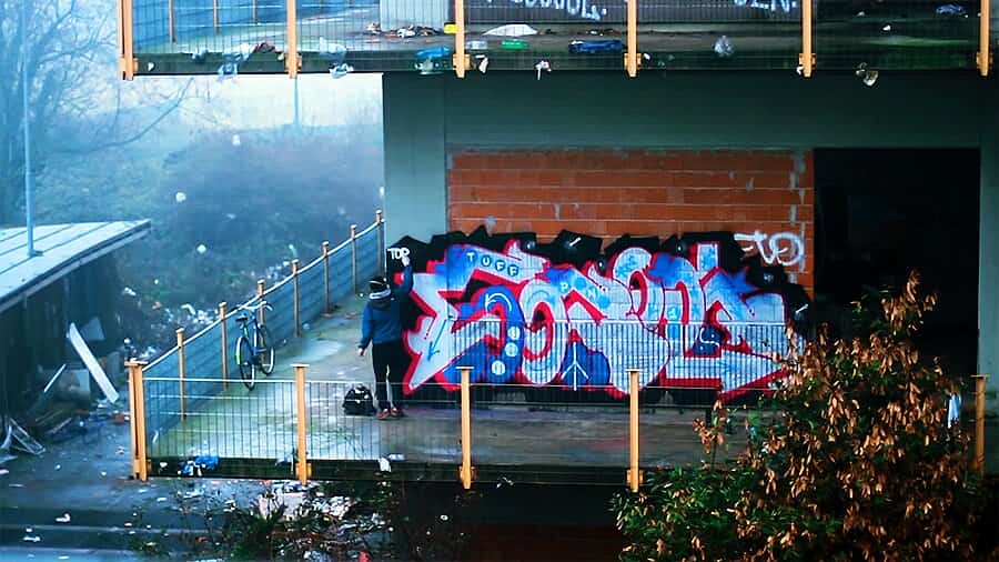 SOCOOL – Бомбинг в Милане