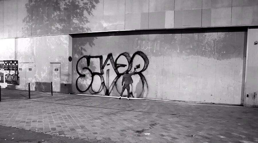 TagsAndThrows – Бомбинг с Staze
