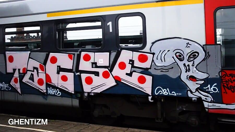 Trainspotting Ghent-Belgium: Февраль 2016