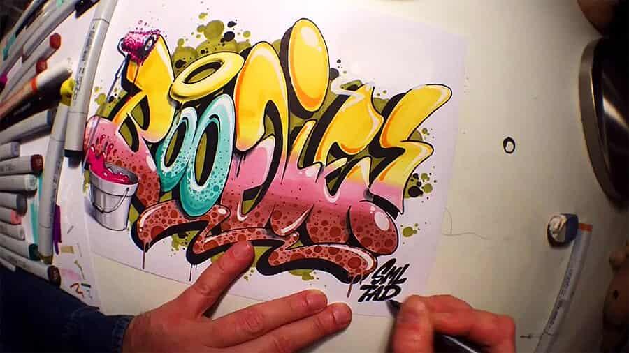 BOOGIE sketchin