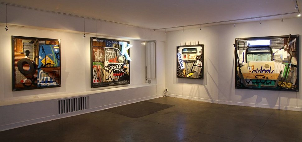 O'Clock – Выставка UBIQUITES