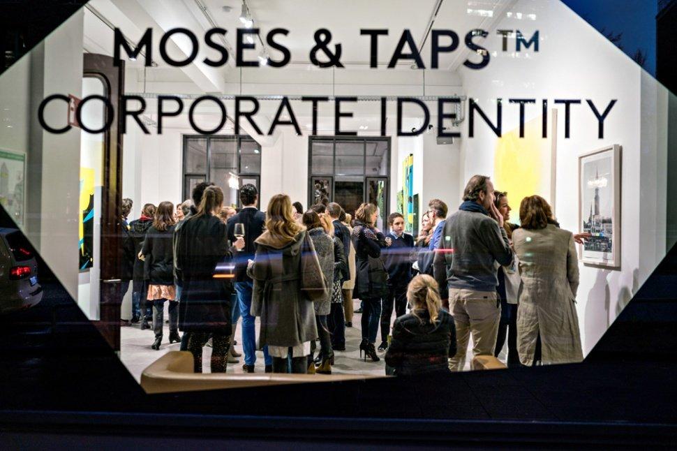 MOSES & TAPS™ – Выставка CORPORATE IDENTITY™