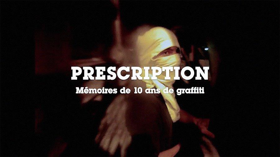 Книга: Prescription – 10 years of graffiti