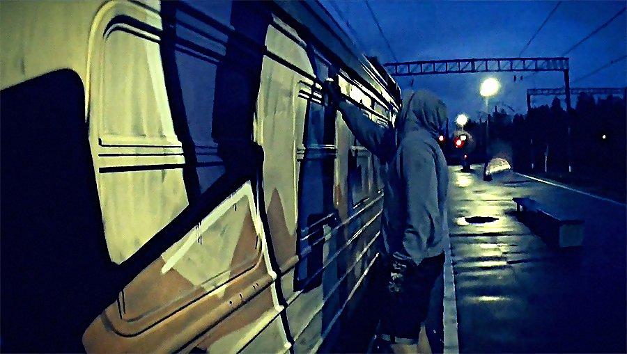 Toobe – Железный вагон