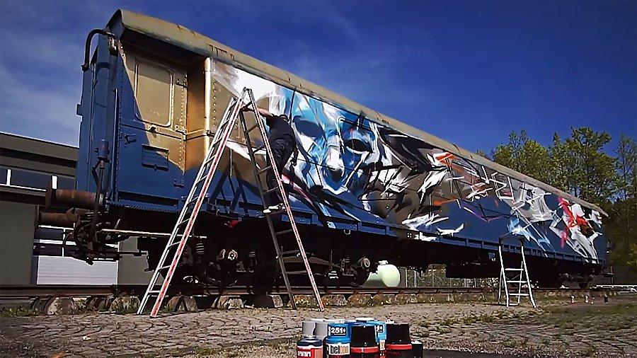 MOLOTOW™ Train – ANTISTATIK