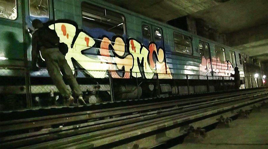 BUDAPEST METRO – TRG ATTACK