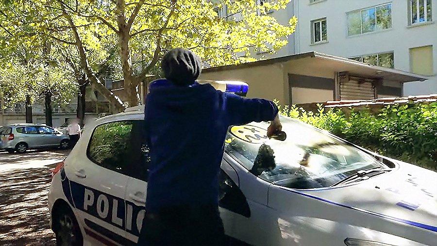 Не связывайтесь с полицией