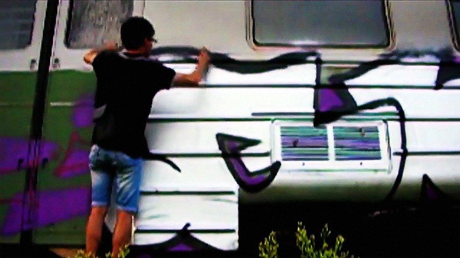 Graffiti Fetishizm #20