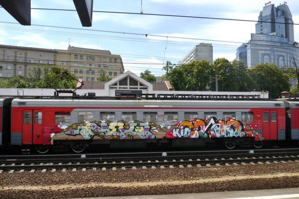 JBCB в Москве