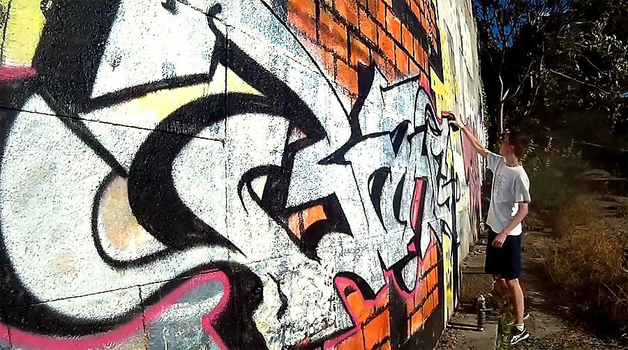 Graffiti – BANG MTW | Крым 2016