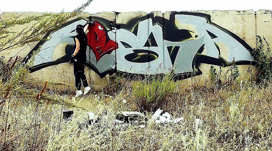 DimaSW – Graffiti