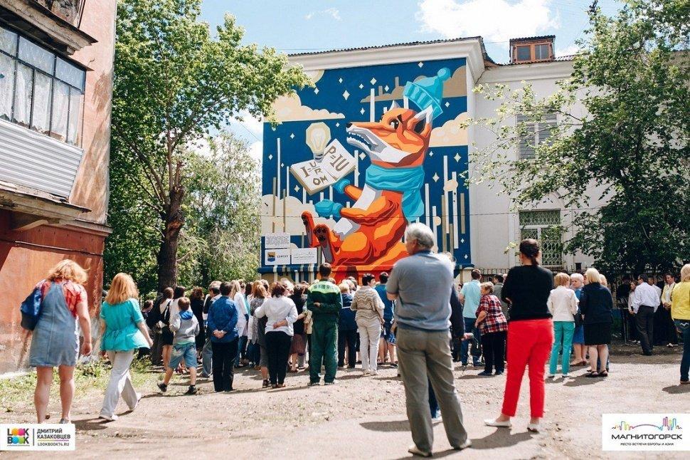 Магнитогорск – музей под открытым небом 4 этап