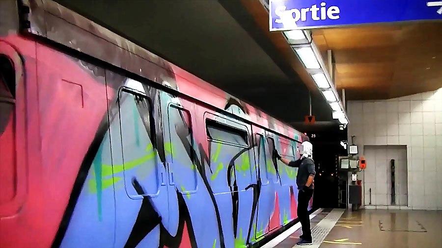 Train In The Vein x NCformula presents: International Affairs #1