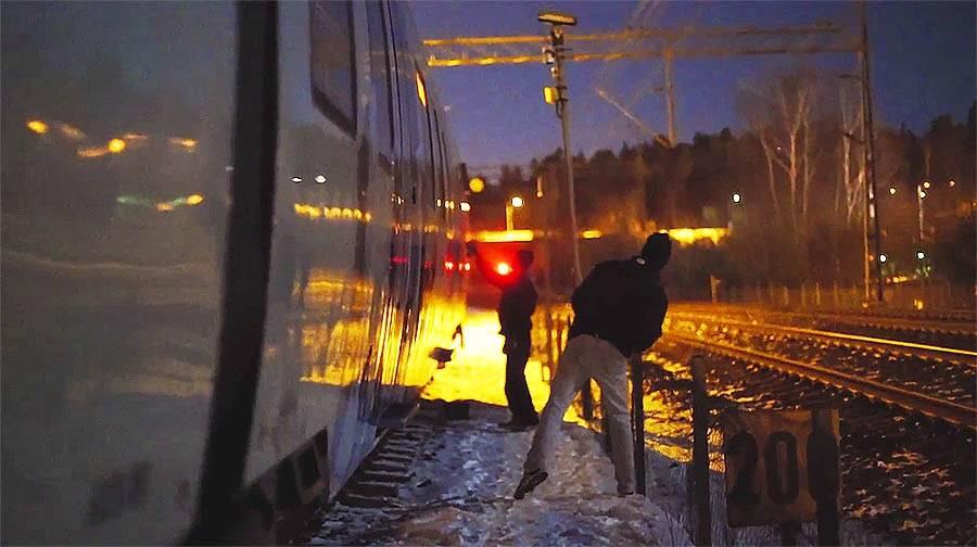MIDNIGHT MADNESS: STOCKHOLM