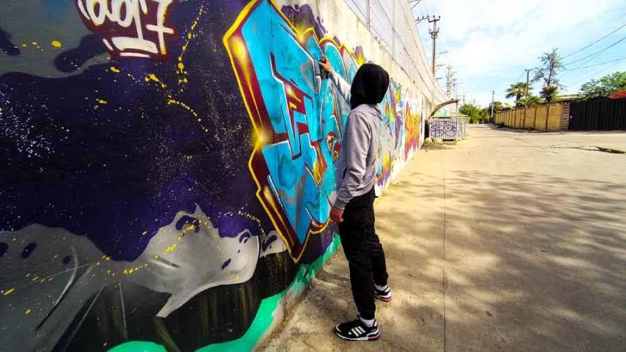 SONAR | GRAFFITI IN SOCHI