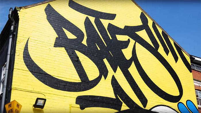 Bring the Paint – International street art Festival