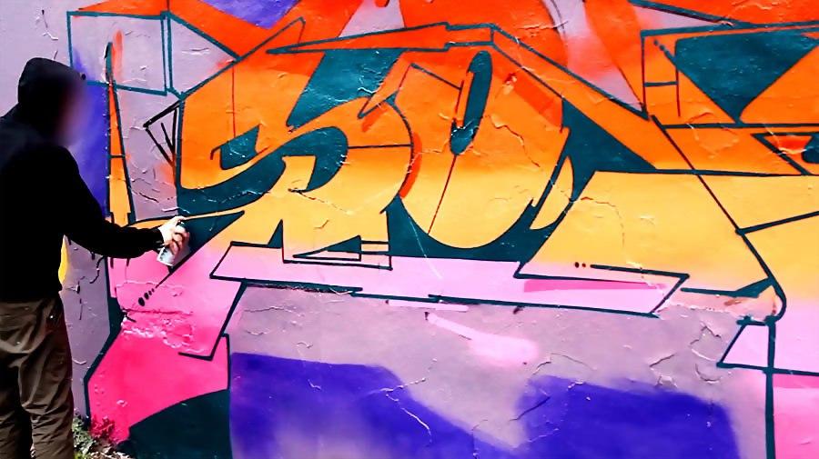 Graffiti Session: SOTEN