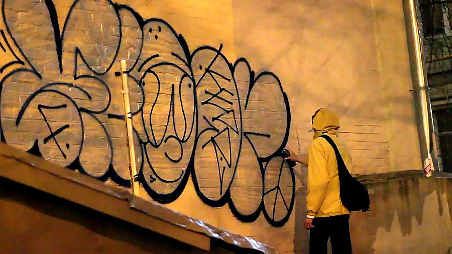THROW-UP BOYS \ MOSCOW PART.1-2
