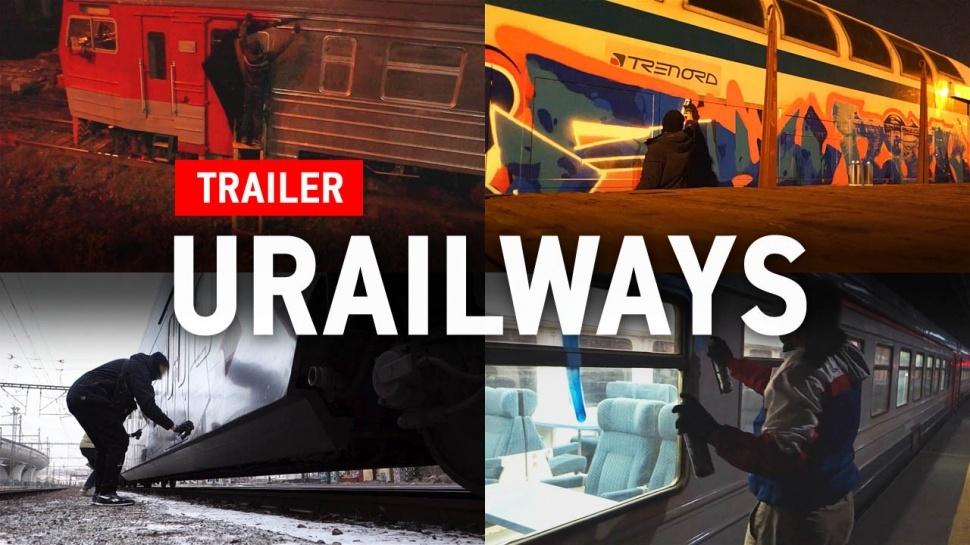 URAILWAYS – Trailer