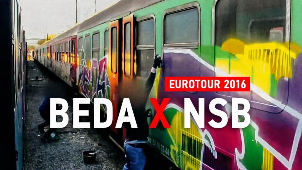 BEDA х NSB eurotour 2016