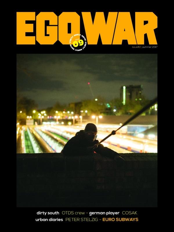 Превью журнала: EGOWAR #17