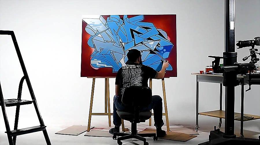 MateOne: Massive Canvas Style
