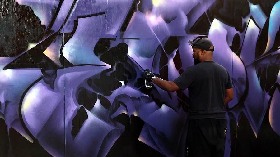 Граффити-тур по Америке