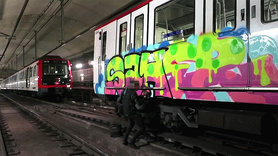 FAST DRIPS – ON TOUR 11   Barcelona