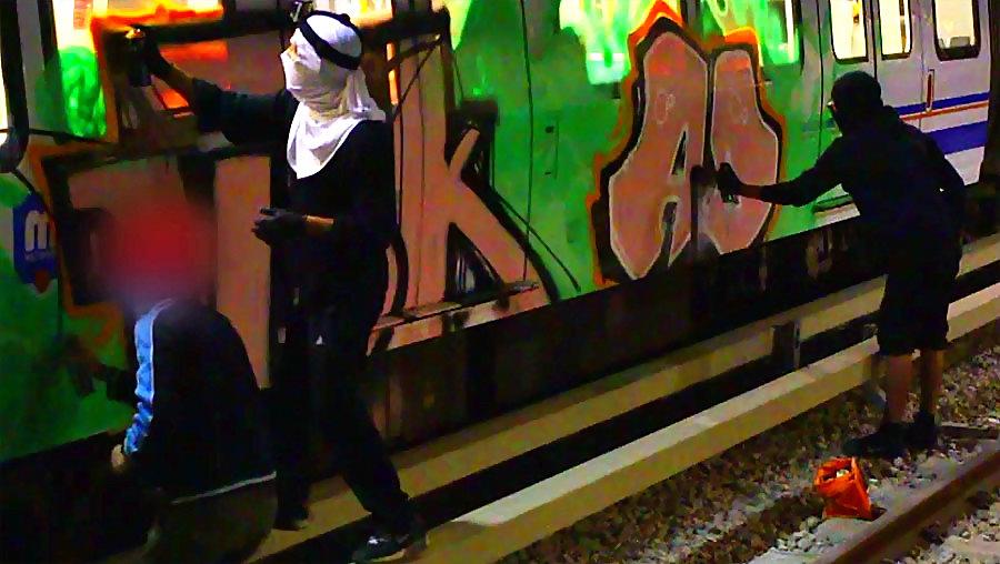 Night Shift – Metro Brescia | Lille | Palma
