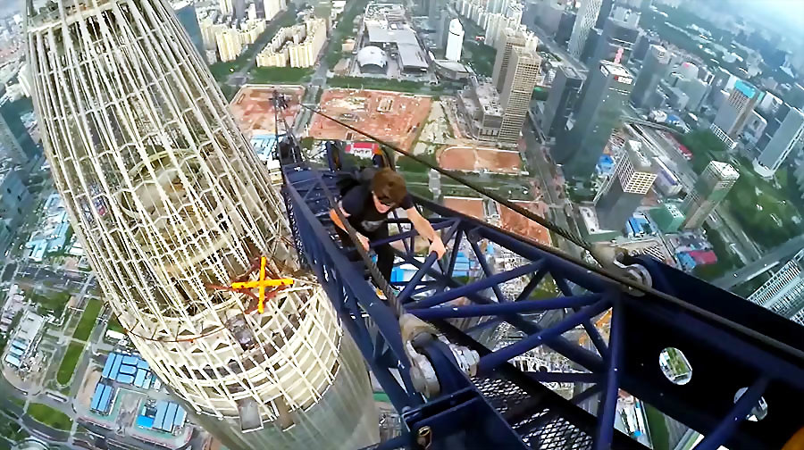 On The Roofs | China Resources Tower