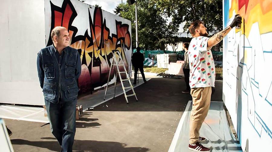 Граффити-джем | Чо ты можешь