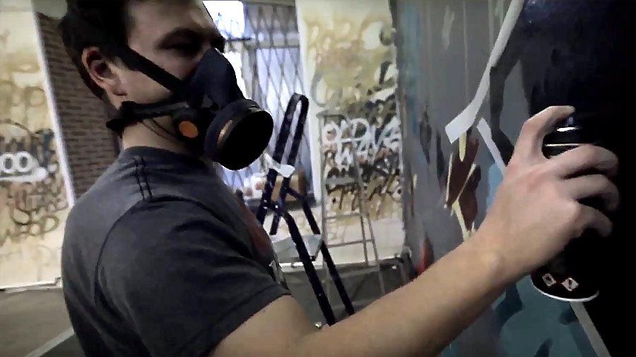 TRUN x ROOF169 | 2018 Graffiti