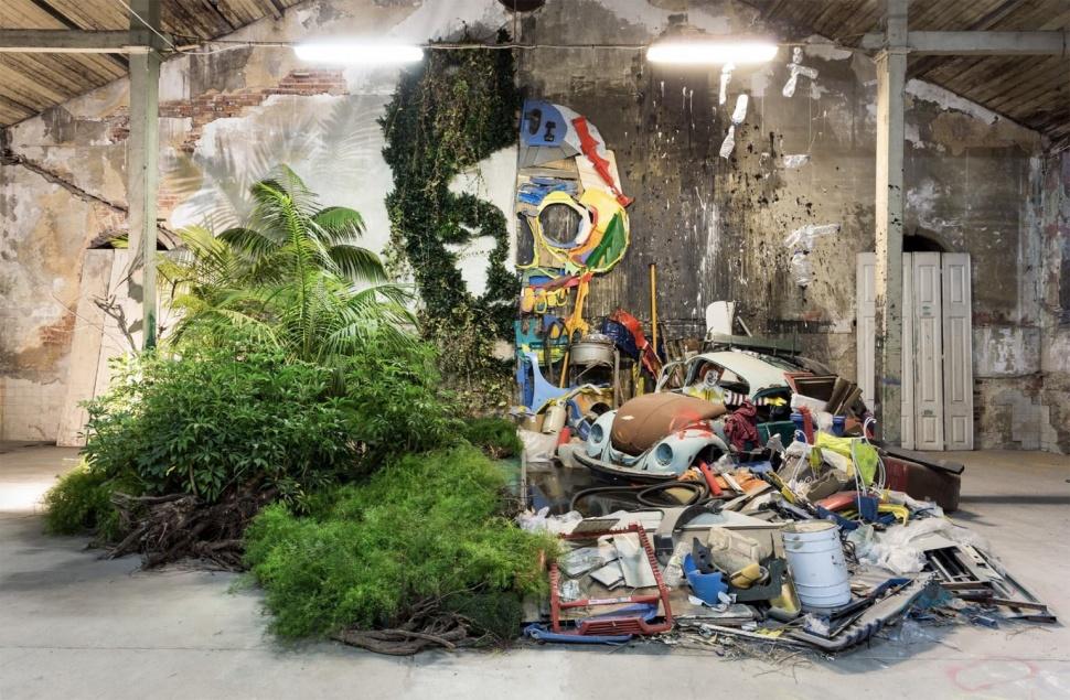 Выставка BORDALO II  | ATTERO