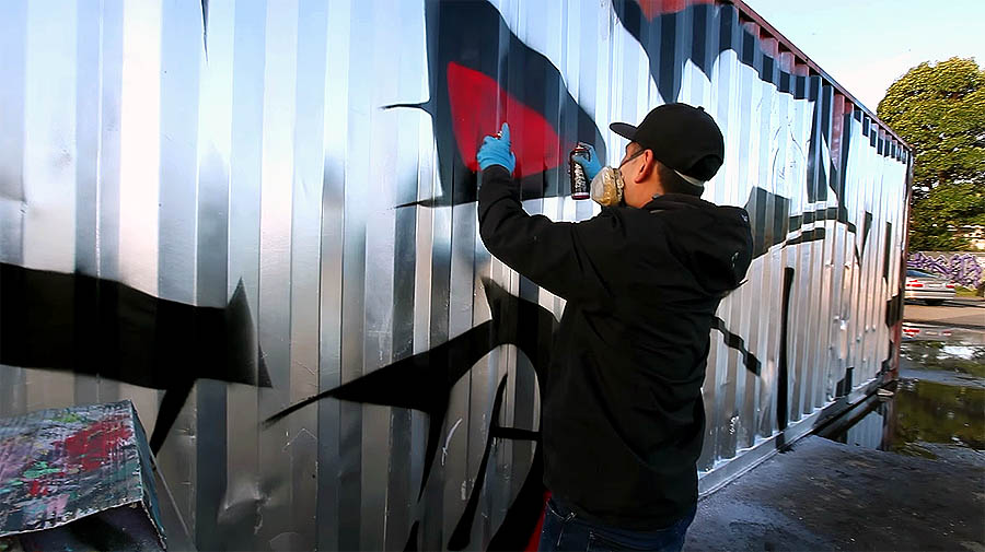 Sunday Paint Sessions | Bazic, Berst, Frost45 & Nayls