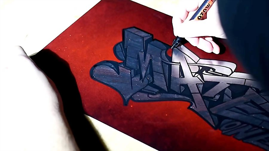 MOLOTOW™ & Friends – MATE ONE